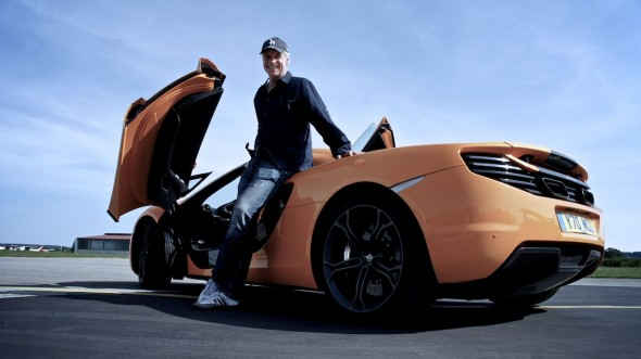 Folge 226 McLaren 12C Spider