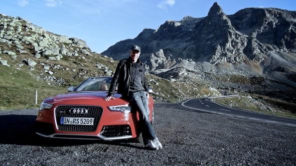 Folge 229 Audi RS5 Cabrio
