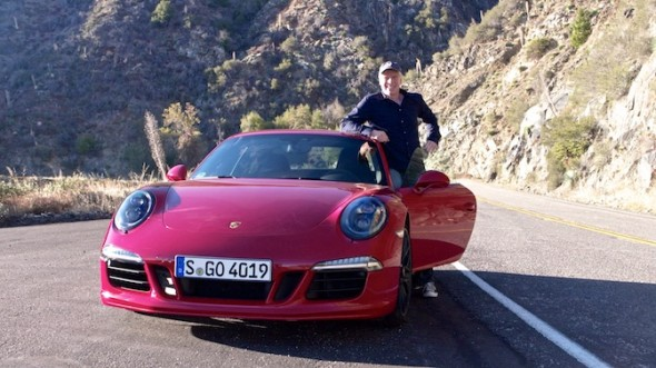 Porsche 911 Carrera 4GTS